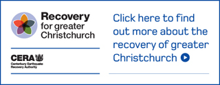 The Recovery Strategy for greater Christchurch is available to view on the CERA website.